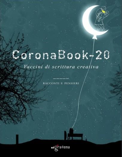 Copertina CoronaBook. Vaccini di scrittura creativa