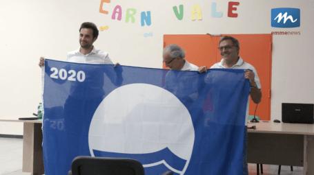 bandiera blu metaponto 2020