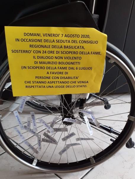 disabili bolognetti
