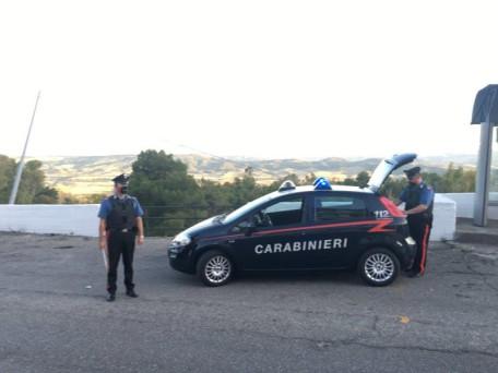 Carabinieri  con Mascherina