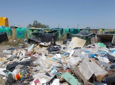 ecocentro Feroleto rifiuti