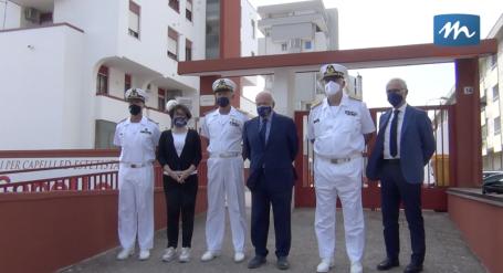 visita ammiraglio pettorino
