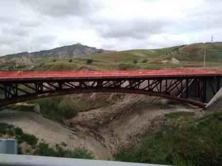 ponte craco - pisticci