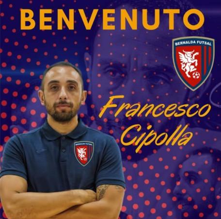 FRANCESCO CIPOLLA ALLENATORE BERNALDA