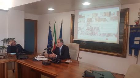 26.11.2020_Piano strategico, Bardi incontra i rappresentanti degli enti locali in videoconferenza_3