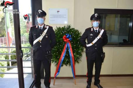 carabinieri commemorazione