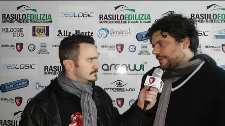 Franco Grieco pres Bernalda Futsal