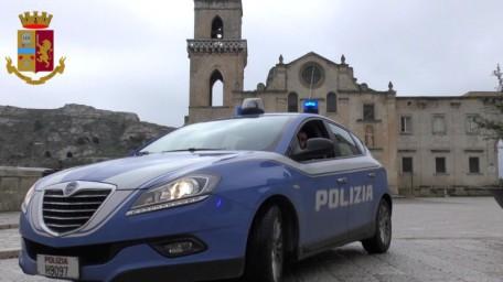 controlli polizia a Matera (Medium)