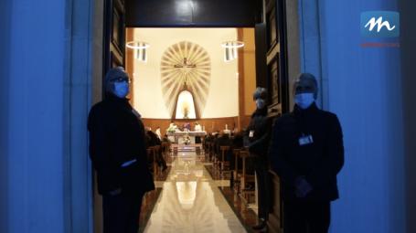 riapertura chiesa madre