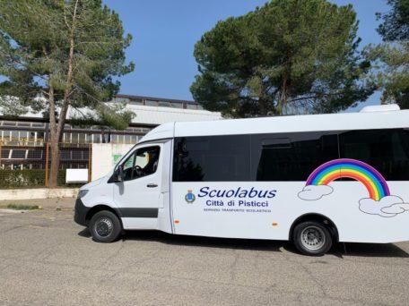 scuolabus pisticci