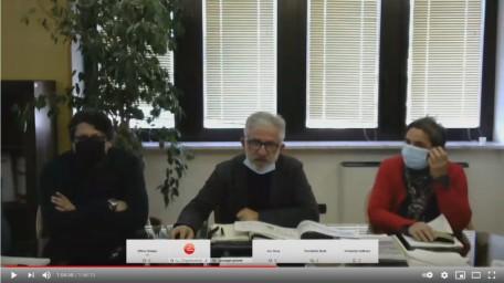 8.3.2021_Videoconferenza presentazioen documento osservazioni CNAPI _ dg Dipartimento Ambiente Giuseppe Galante
