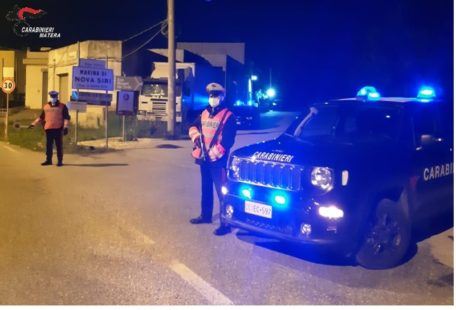 Carabinieri Nova Siri