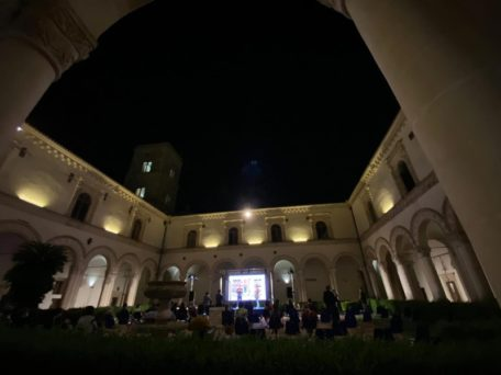 cineturismo abbazia san michele arcangelo