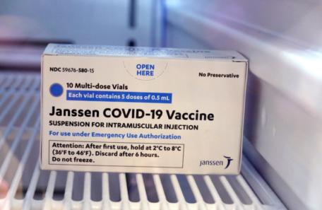 vaccino coronavirus johnson